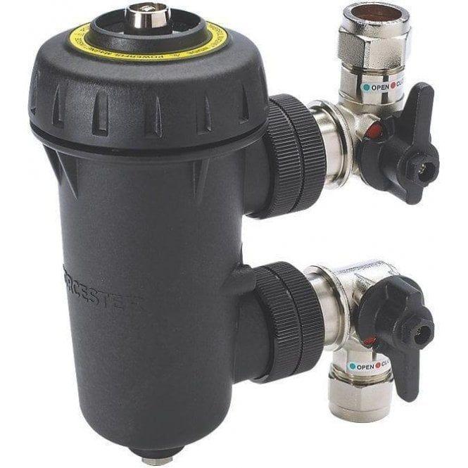 Worcester Bosch magnetic system filter 22mm £99.99 delivered at Trade Supplies Online