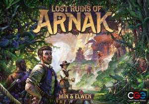 Lost Ruins of Arnak Board Game £45.95 with code @ Chaos Cards