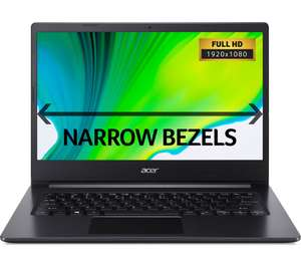 "ACER Aspire 3 14"" FHD Ryzen 3 3250U 8GB RAM 128GB SSD Laptop, £394 at Currys PC world"