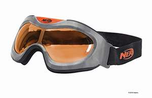 Nerf Elite Battle Glasses Orange Glasses with Adjustable Straps £6.96 (Prime) + £4.49 (non Prime) at Amazon