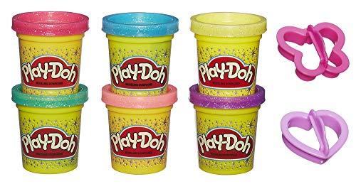 Play-Doh Sparkle Compound Collection £4.34 (Prime) + £4.49 (non Prime) at Amazon EU (UK Mainland)