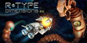 R-Type Dimensions EX £6.74 (£5.05 on Russian Store) @ Nintendo