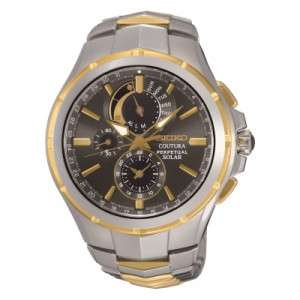 Seiko Coutura Perpetual Solar Watch SSC376P9 £249 at Simpkins Jewellers