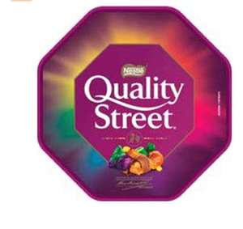 Quality street tub £2.99 @ Farmfoods Birmingham