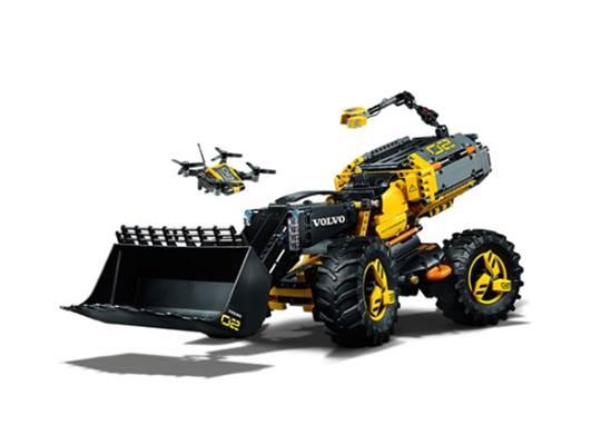 VOLVO ZEUX BY Lego technic £90 @ vcemerchandise