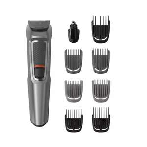 Philips 9-in-1 All-In-One Trimmer Grooming Kit for Beard & Hair with 9 Attachments, £15.99 at Philips shop (with code)