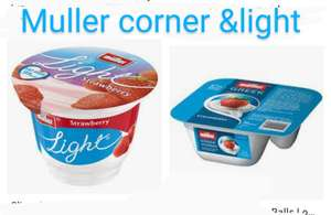 Any 8 for £3 - Selected Muller Corner, Light Or Rice Yogurt 130g - 180g @ Tesco (+Delivery Charge / Minimum Spend Applies)