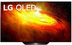 """LG OLED65BX6LB TV 165.1 cm (65"""") 4K Ultra HD Smart TV Wi-Fi Black £1399.82 + £4.49 delivery at more computers"""