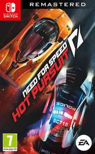 Need For Speed: Hot Pursuit Remastered (Nintendo Switch) - £17.99 + delivery £3.95 @ Argos