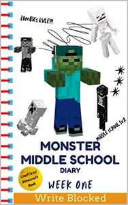 Minecraft Inspired Books (x2) Part 4 - Kindle Edition Free @ Amazon
