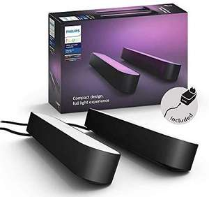 Philips Hue Play White and Colour Ambiance Smart Light Bar Double Pack Base Unit - £97.70 @ Amazon