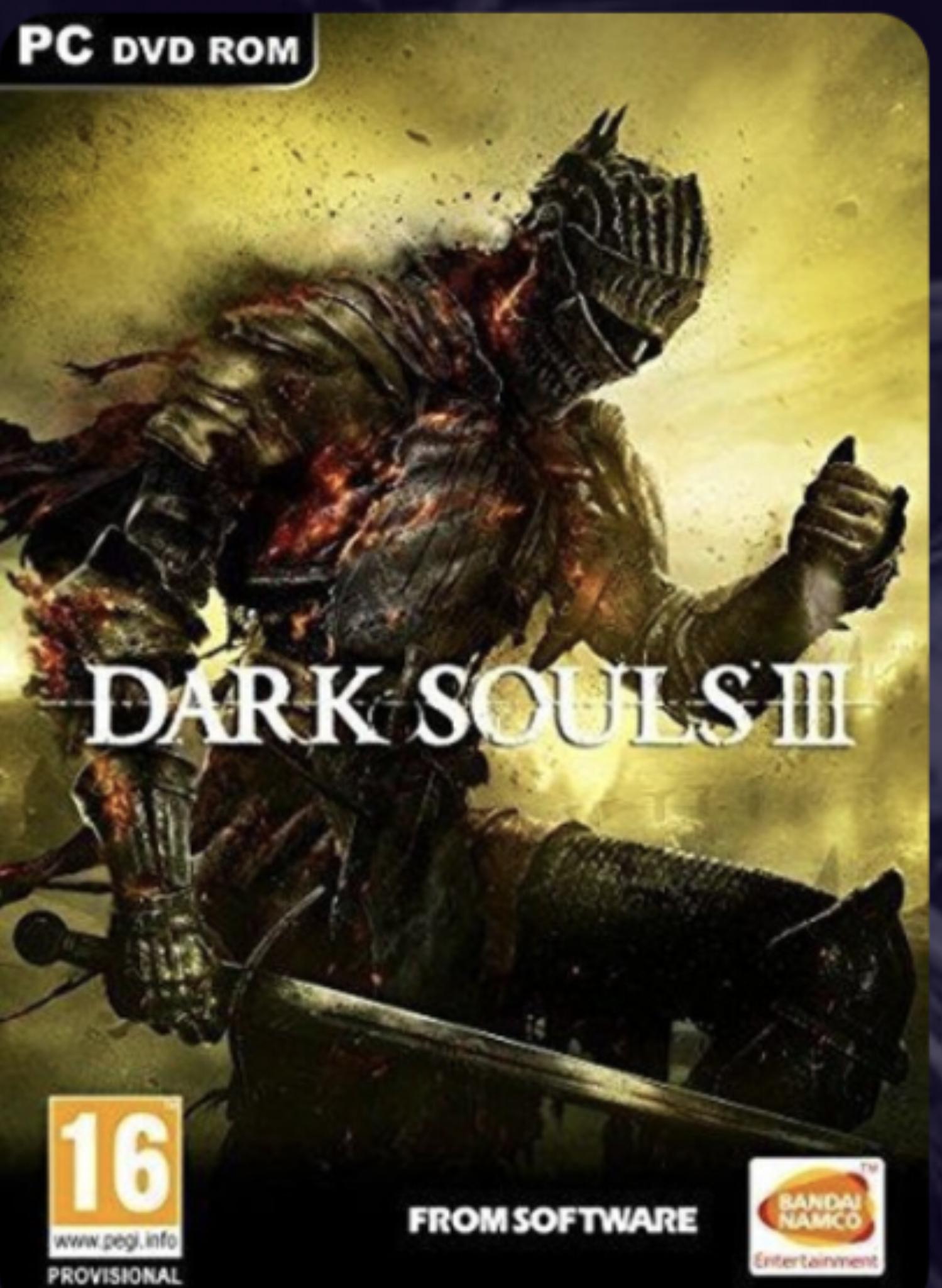 Dark Souls 3 Standard Edition / Deluxe Edition (PC - Steam) - £6.99 / £9.99 @ CDKeys