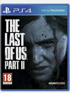 The Last of Us Part 2 Sony PS4 Game 18+ Years - £17.98 Delivered @ Argos / Ebay