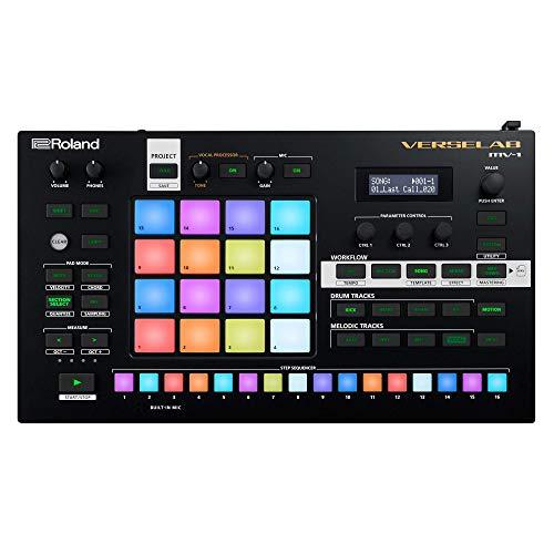 ROLAND VERSELAB MV-1 ZEN-Core Professional Song Production Studio - £566.34 on Amazon