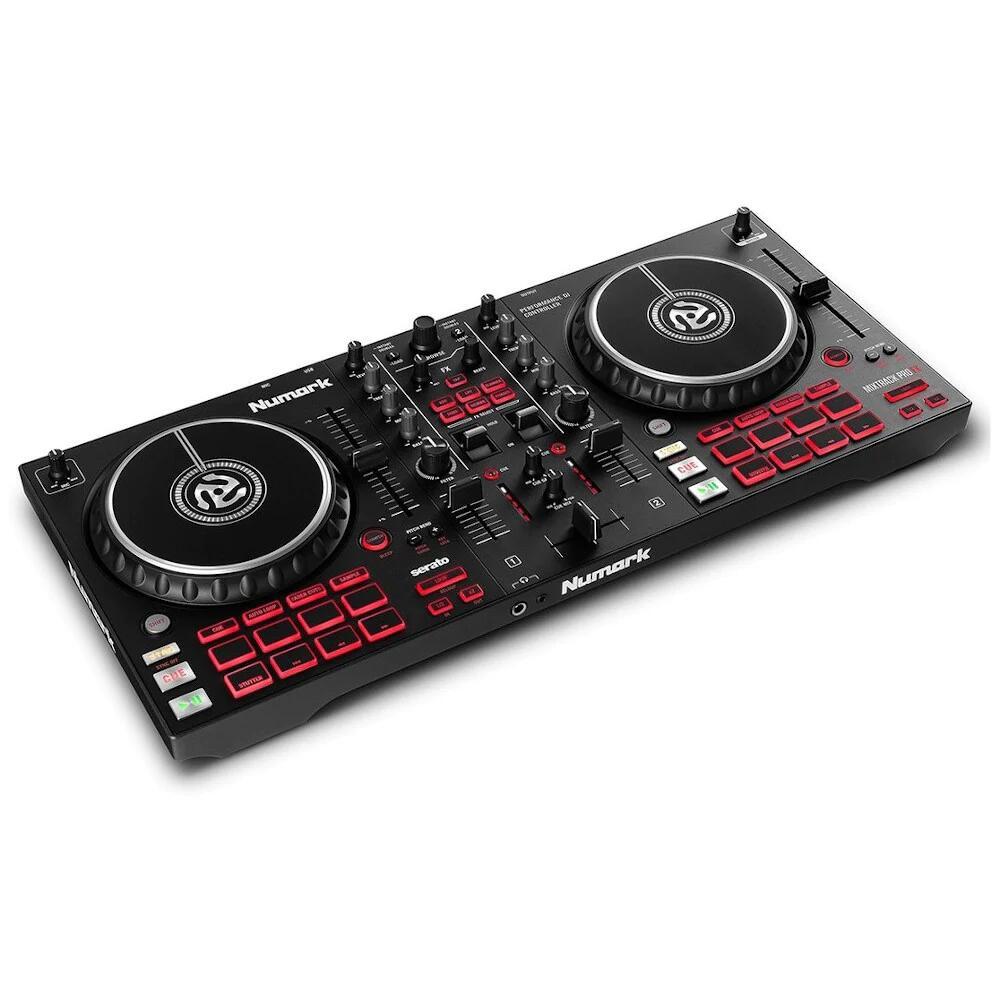 Numark Mixtrack Pro FX DJ Controller £165.95 delivered @ bax-shop
