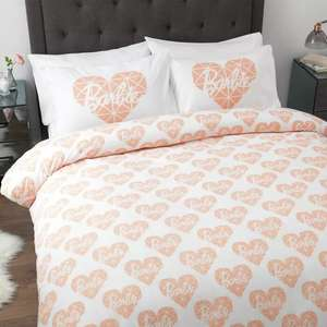 Double Barbie Bedding Set - £10.99 / £14.94 Delivered @ Argos