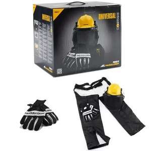 McCulloch Chainsaw Protective Starter Kit - Chaps, Helmet, Ear Protectors & Gloves £38.99 / £42.94 Delivered @ Argos