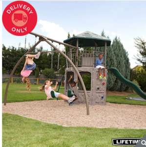 Lifetime Adventure Tower Playset (3-12 Years) - £1499.89 @ Costco