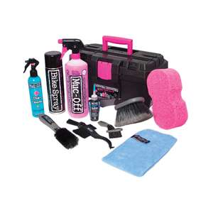 Muc-Off Ultimate Bicycle Kit £44.09 Delivered with code @ ProBikeKit