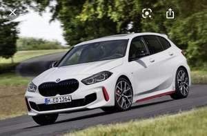 BMW 1 Series 128ti Step Auto - £198 processing fee. £324 up front, then 35 x £324 a month via Nationwide Vehicle Contracts