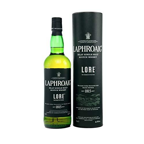 Laphroaig Lore Islay Single Malt Scotch Whisky, 70 cl 48% ABV £58.15 at Amazon