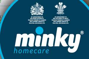 £10 OFF A £30 Spend with Code + Free Delivery @ Minky