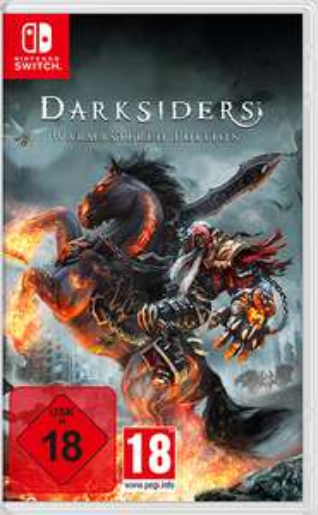 Darksiders Warmmastered Edition (Nintendo Switch) £13.49 @ Nintendo eShop