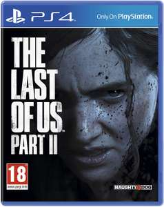 The Last of Us Part 2 II (PS4) £14 Delivered @ AO