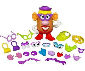 Mrs Potato Head Silly Suitcase £14.99 Delivered (UK Mainland) @ Bargain Max