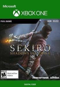 Sekiro: Shadows Die Twice GOTY Edition [Xbox One / Series X/S Argentina via VPN] £16.29 using code @ Eneba / Magic Codes