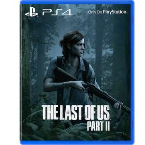 The Last of Us Part II Standard Plus Edition £17.99 + £4.99 Delivery at GAME (+£5 bonus points)