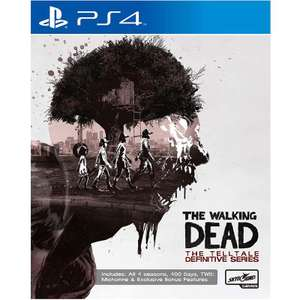 The Walking Dead: The Telltale Definitive Series (PS4) - £14.99 Delivered @ MyMemory