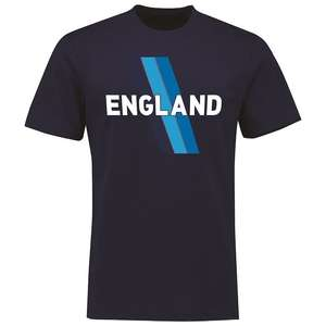 England cricket t shirts from £1 + £4.99 delivery @ House of Fraser