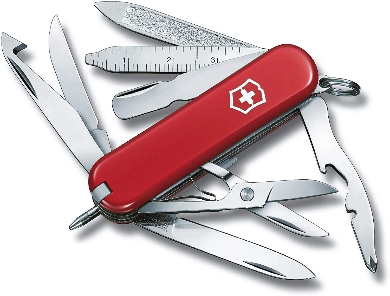 Victorinox Mini Champ Swiss Army Knife £23.85 @ FFX