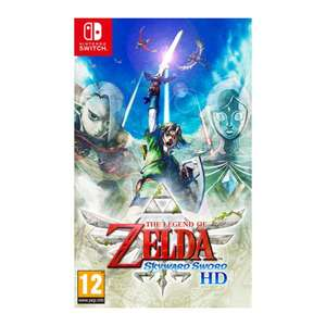 The Legend of Zelda: Skyward Sword HD (Nintendo Switch) - Preorder £42.95 - The Game Collection