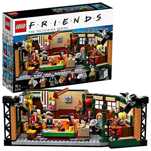 LEGO Friends 21319 Ideas Central Perk Friends TV Show Series - £51.99 @ Amazon