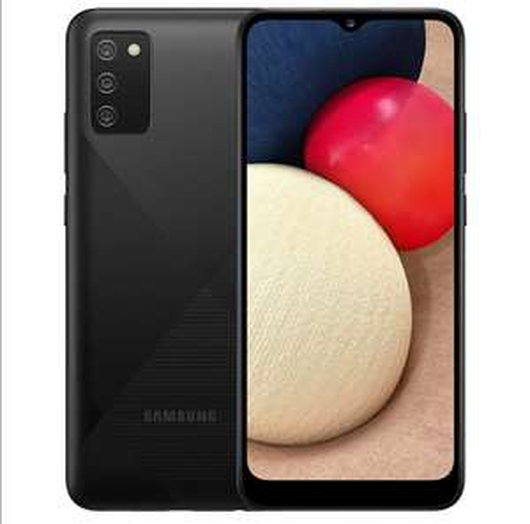 Samsung Galaxy A02s 4G 5000mAh 6.5 Inch Infinity-V 3GB 32GB Smartphone - £129.99 + £10 Top Up @ EE