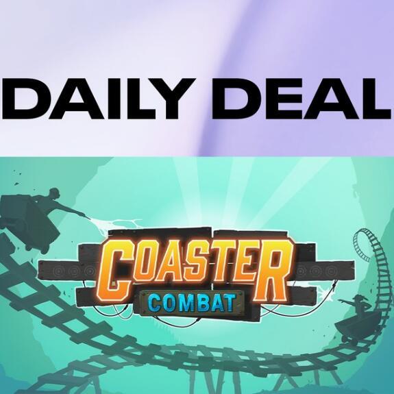 Coaster Combat £5.99 @ Oculus Quest Store