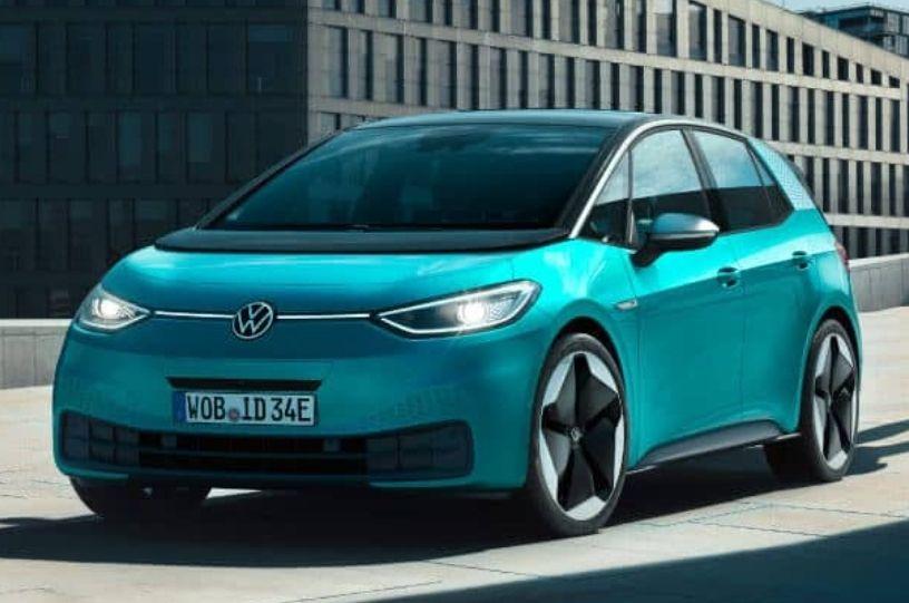 Volkswagen ID.3 Electric Hatchback 150kw Life Pro Performance 62kwh 5 Door Auto £26145 @ Drive The Deal