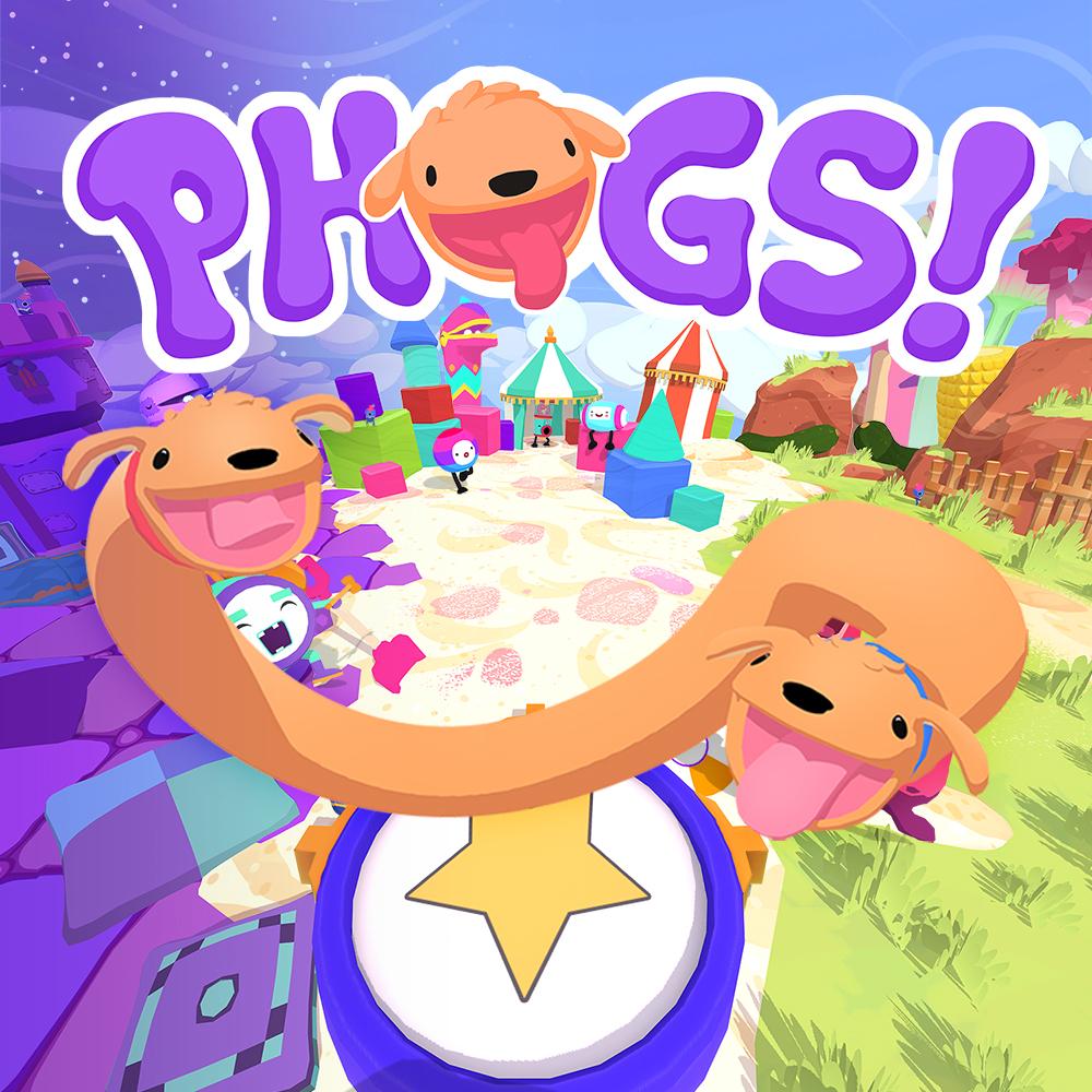PHOGS! - Nintendo Switch - 30% off - £15.74 @ Nintendo eShop