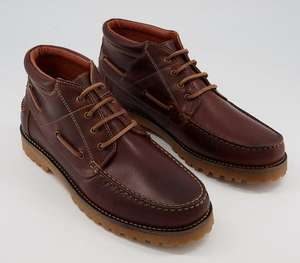 Office Buoy ankle boots in tan brown leather for £38.99 delivered @ Office