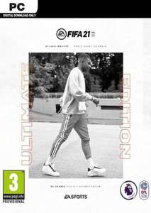 FIFA 21 - Ultimate Edition PC (EN) £19.99 at CDkeys