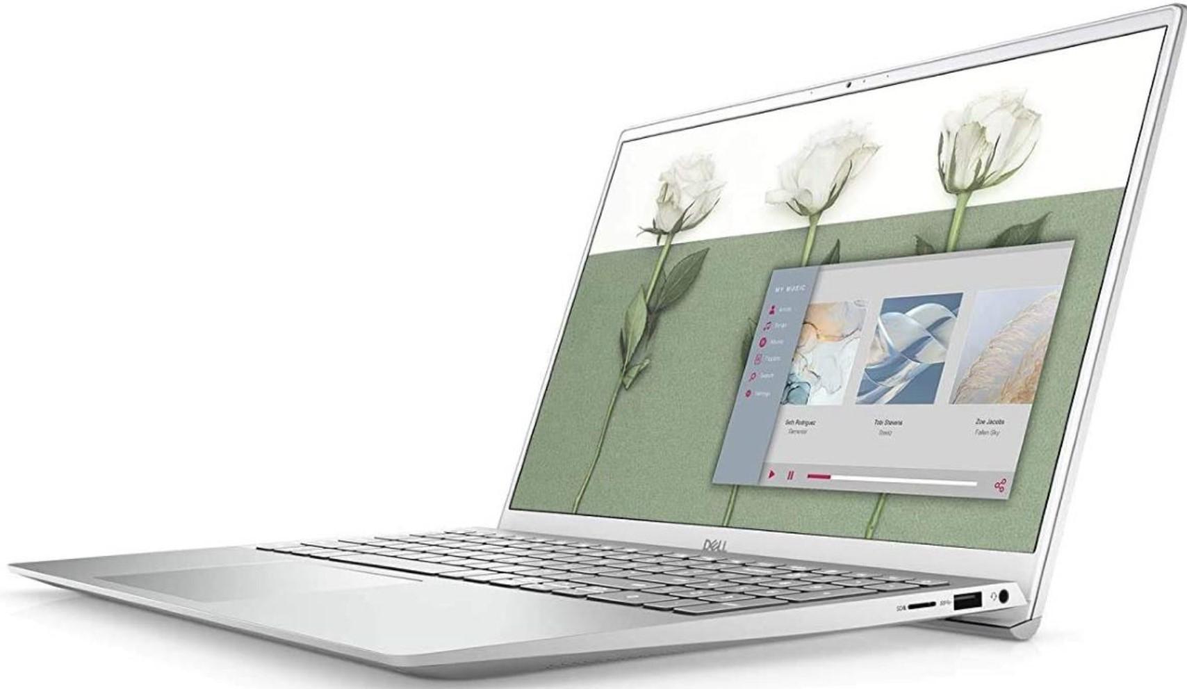"Dell Inspiron 15.6"" FHD WVA Ryzen™ 7 4700U 8GB RAM 256GB SSD Silver Laptop £597.52 at Dell (with code)"