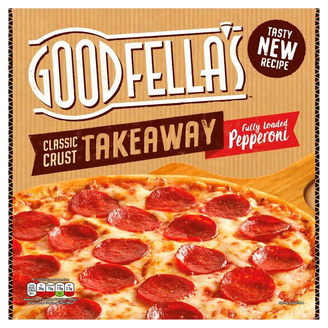 Goodfellas takeaway pizza - £2 instore @ Fulton Foods (Huddersfield)