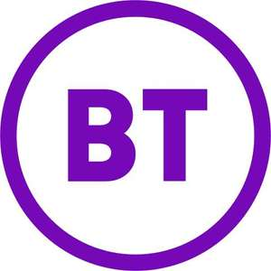 BT Mobile Sim Only - Unlimited Minutes and Texts + BT Sport app, 100GB for £15pm / 12 month (BT Halo customer only + £80 cashback) @ BT