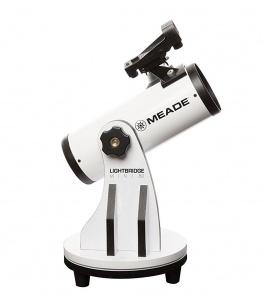 Meade Lightbridge Mini 82 Tabletop Telescope - £60.99 @ PicStop