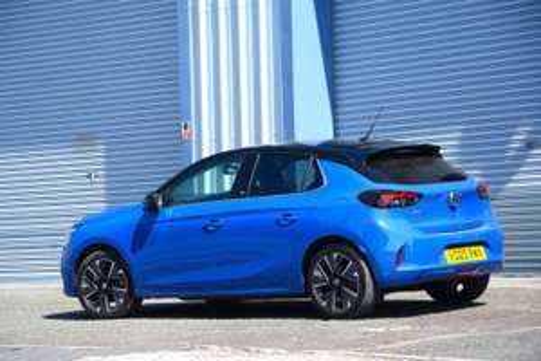 Vauxhall Corsa-e Electric car LEASE £259.78 Average P/M (12k miles) 2yrs £6,234.72 @ LeaseLoco