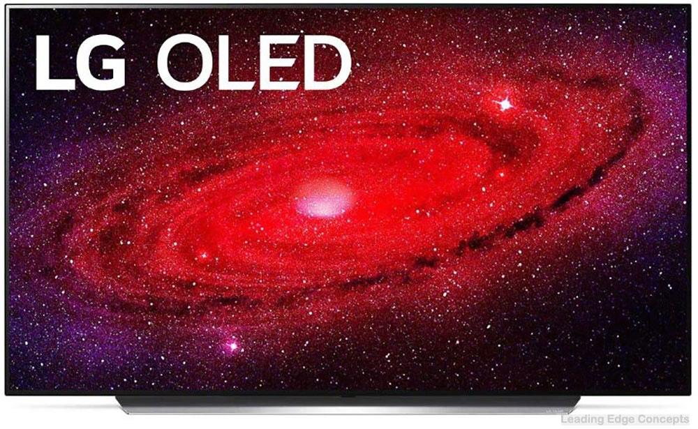 """LG OLED55CX5LB 55"""" 4K Ultra HD Smart OLED TV + LG TONE Free HBS-FN4 Earphones + 5yr Warranty - £1199 @ leconcepts"""