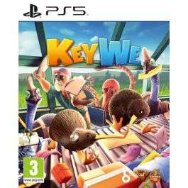 KeyWe (PS5 Xbox Series X PS4) Pre-order £22.95 delivered at The Game Collection