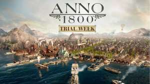 Anno 1800: Free To Play Feb 25-March 1 @ Ubisoft